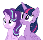 Twilight And Starlight Pay Attention
