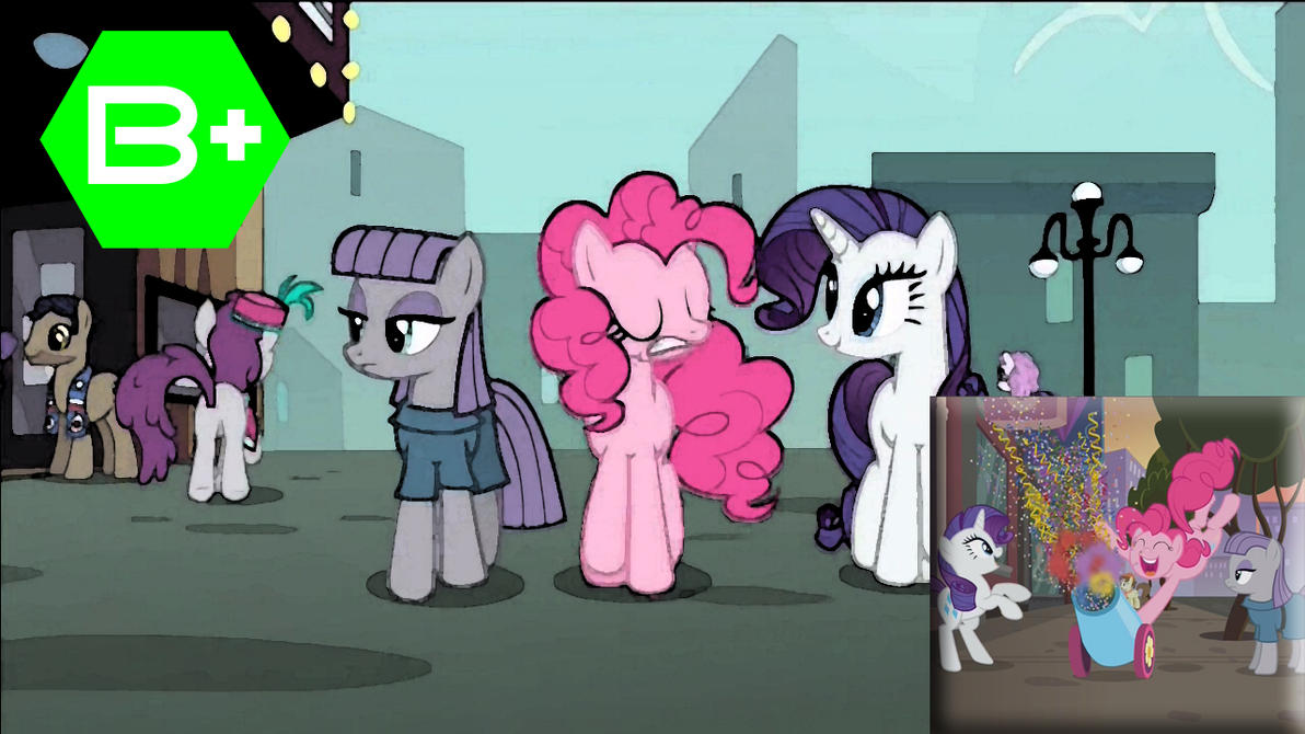 MLP FiM Rating (The Gift of The Maud Pie) by Hendro107 on DeviantArt