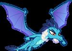 Princess Ember Flying