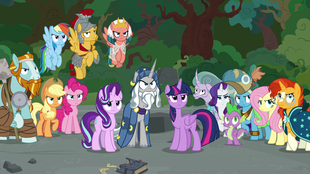 MLP FiM Season 7 Episode 25 And 26 By Hendro107 On DeviantArt