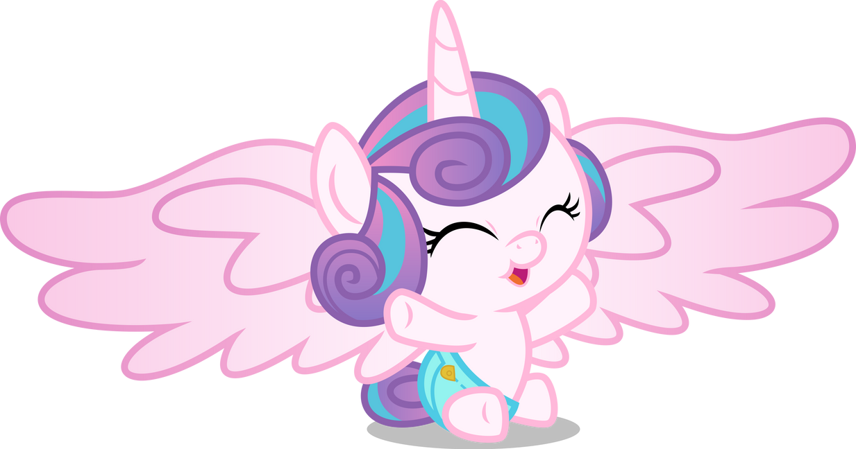 Flurry Heart Happy