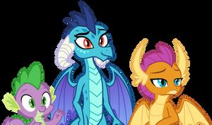 Trio Dragon