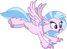 Silverstream The Hippogriff Vector by Hendro107