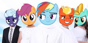 my little pony friendship is magic the washouts