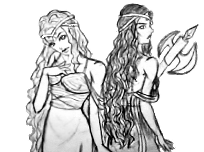 clytemnestra and helen relationship advice