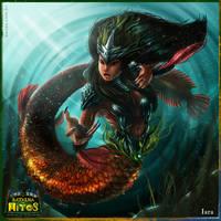 IARA [Batalha de Mitos] by AWVAS