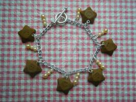 Magic Stars Charm Bracelet