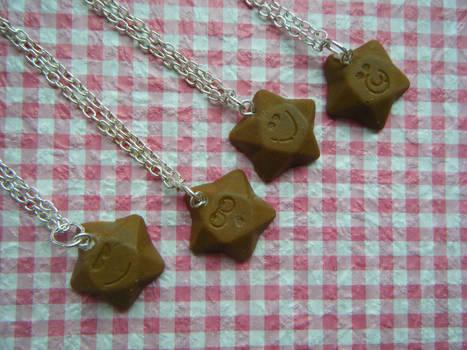 Magic Stars Charm Necklaces