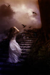 The Forbidden Stairs by LoverDgirlA1065