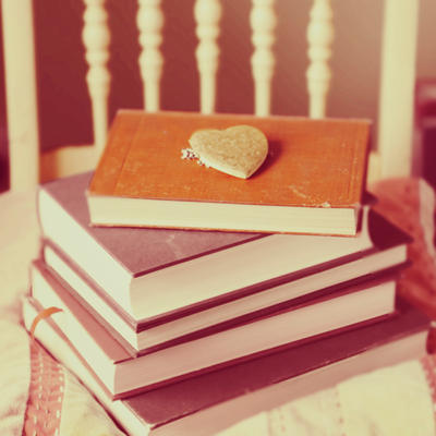 Old Books by LoverDgirlA1065