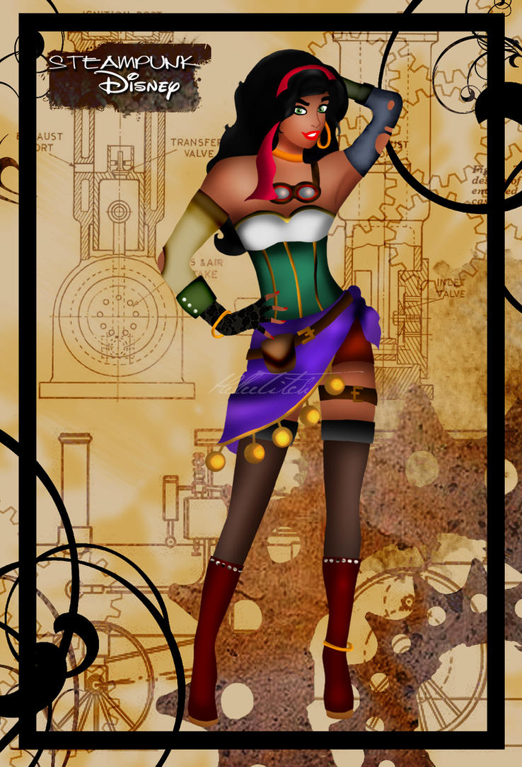 L'image qui roxe du saucisson Steampunk_esmeralda_by_helleetitch-d2z6agw
