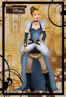 Steampunk Cinderella by HelleeTitch