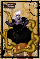 Steampunk Ursula by HelleeTitch