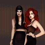 One Hellova Duo