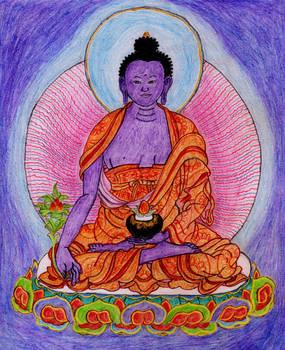 Medicine Buddha (3. 12. 2016)