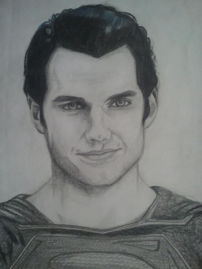 Superman (Man of Steel) by Elder360