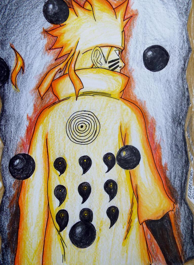 Naruto Uzumaki Rikudou Chakra by Elder360