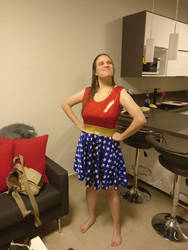 My Superhero dress