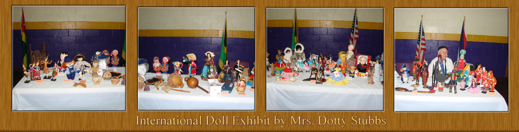 International Doll Exhibit by asuogp