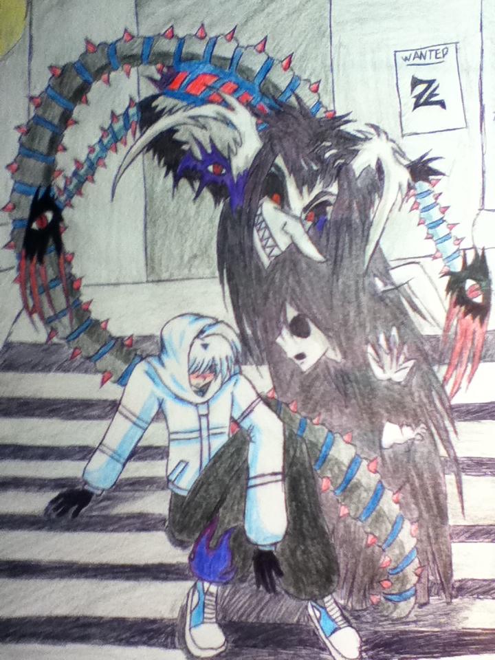 Darker Conflict: Kaun 02 by DarkEyesL