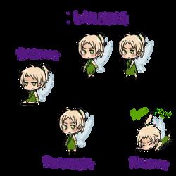 Shimeji - Fairy England by Dark-Kingdom-Hearts