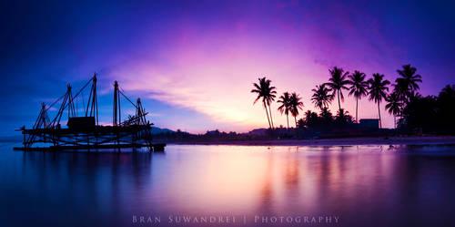 Blue-ish day by bransuwandrei