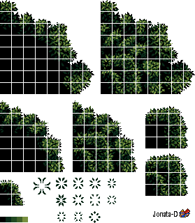 Foliage Set
