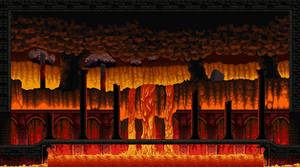 Entrance of Hell Temple
