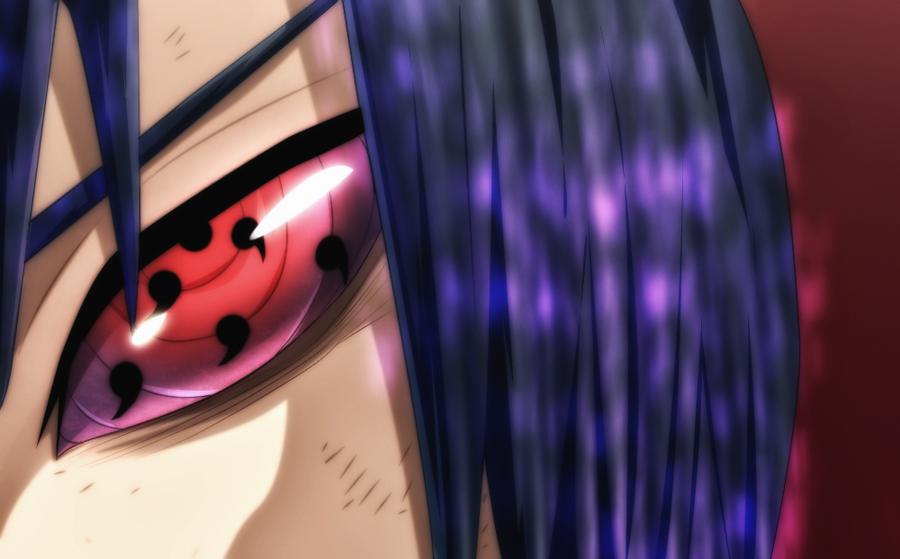 Naruto Juubi Eye Naruto 673 Juubi Eye by