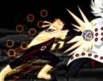 Naruto 674  - Naruto VS Madara