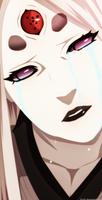 Naruto 681 - Kaguya's tears by X7Rust