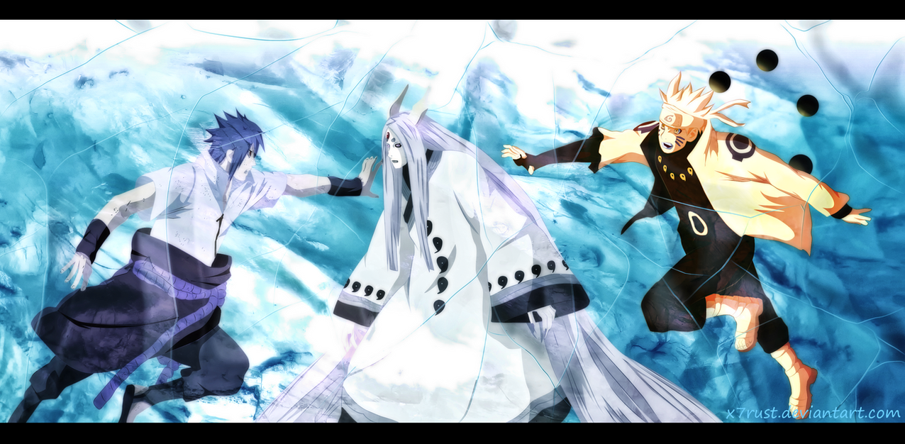 naruto 682 victory is near by x7rust