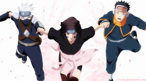 Naruto 686 - Rin we follow you by X7Rust