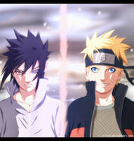 Naruto 693 - Eternal Strife Full by X7Rust
