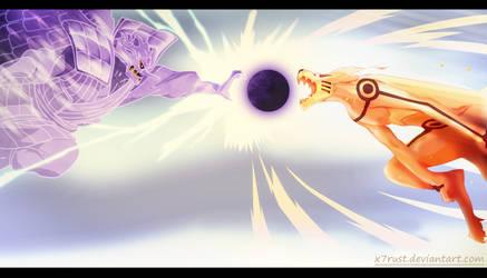 Naruto 695 The Clash