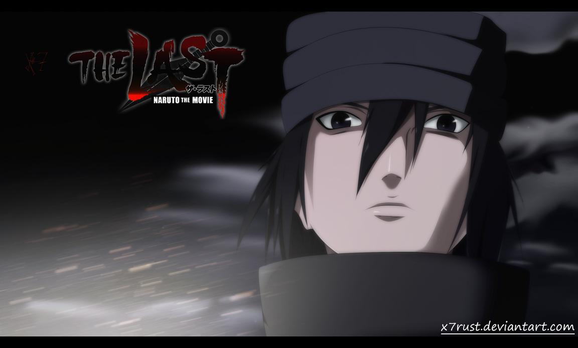 Naruto The Last Movie - Sasuke by X7Rust