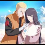 Naruto The Last Movie - family !