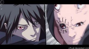 Naruto Gaiden 5 -  Sasuke Vs Uchiha Shin by X7Rust