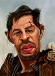 Tom Hardy Caricature