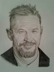 Tom hardy (quick sketch)