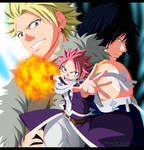 Three Dragon Slayer