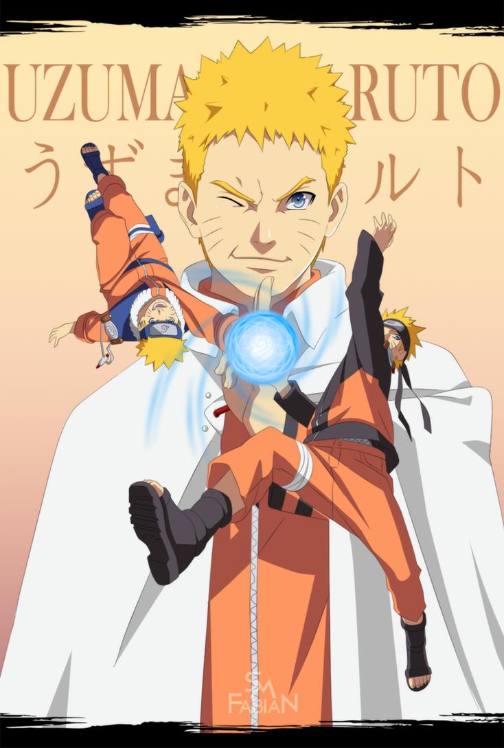 Uzumaki Naruto! by FabianSM