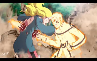 Naruto vs Delta