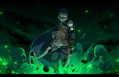 Loki Agent of darkness (Smite)