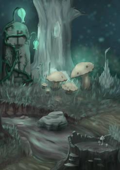 Forgotten Forest Path