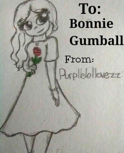 Bonnie Gumball by purpllelollovezz
