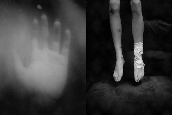 La muerta by Feebrile
