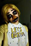 Five Nights at Freddys Chica Cosplay WIP 2
