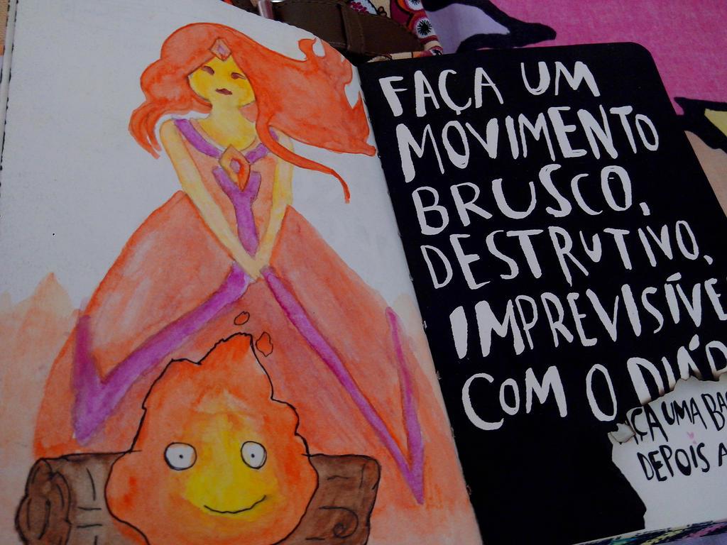 Let it burn by brittypikiruxa