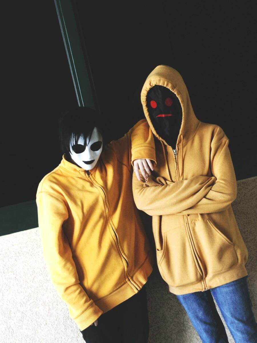Masky x hoodie